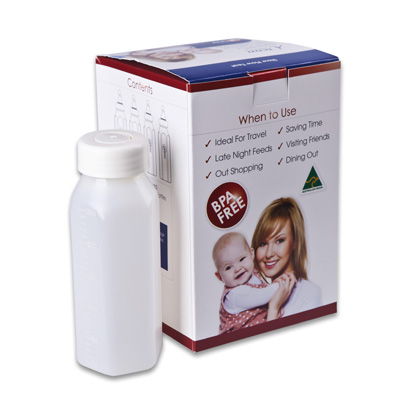 250ml Disposable Bottle
