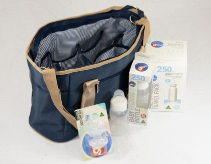 Grow Travel Bag